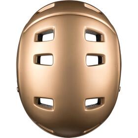 KED Risco Helmet gold matt star